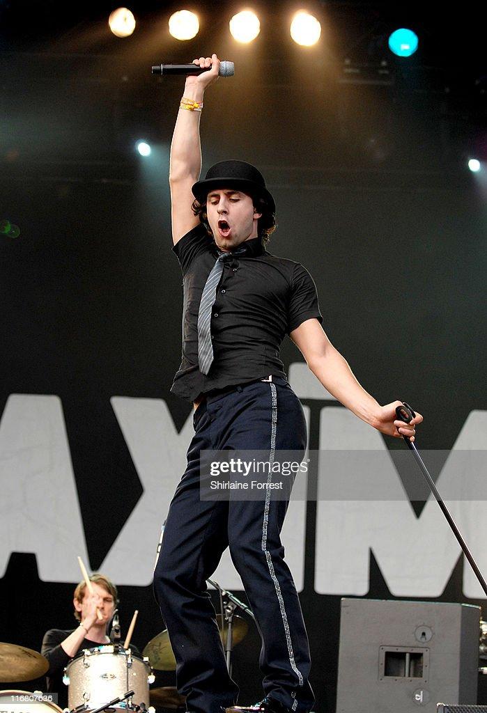 2007 Glastonbury Festival û Day 2