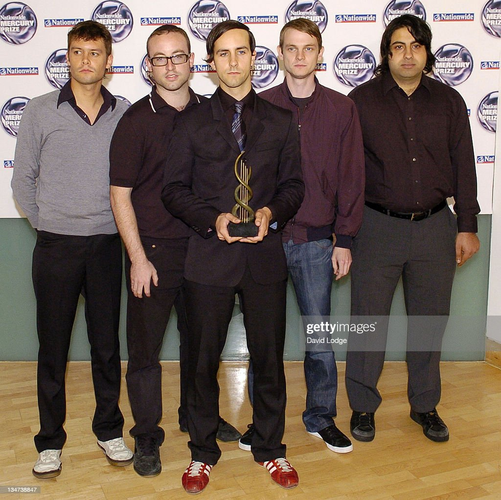 Nationwide Mercury Prize - Shortlist Launch - July 19, 2005