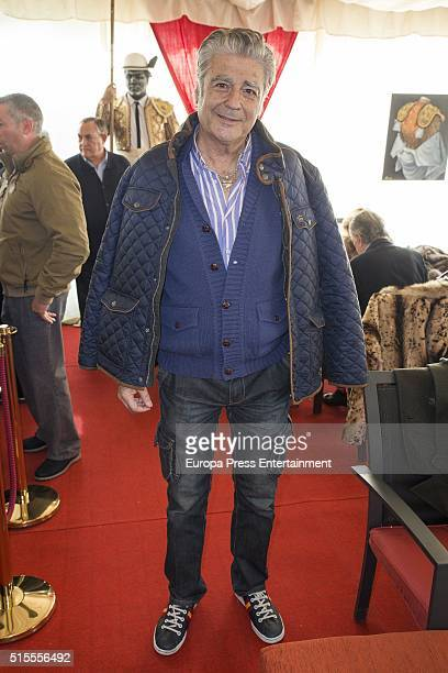 Maximo Valverde attends the traditional Spring Bullfighting performance on March 12 2016 in Illescas Spain