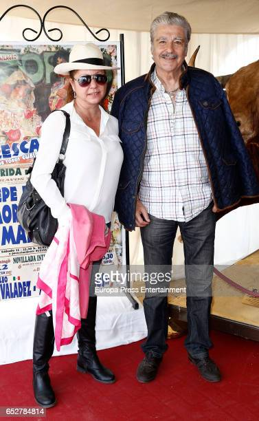 Maximo Valverde attends the traditional Spring Bullfighting performance on March 11 2017 in Illescas Spain