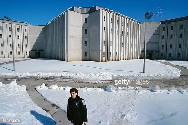 Maximum security prison in Buckingham County Virginia