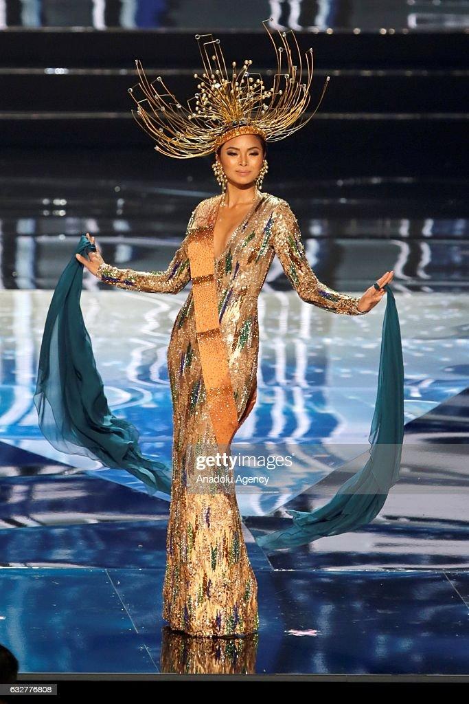 Miss Universe 2016 : News Photo