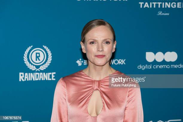 Maxine Peake attends the 21st British Independent Film Awards at Old Billingsgate in the City of London December 02 2018 in London United Kingdom