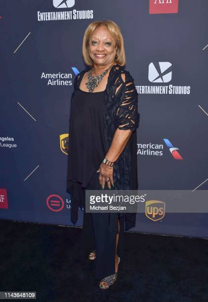 Maxine Ransom von Phul attends Byron Allen Honored by Los Angeles Urban League on April 18 2019 in Hollywood California