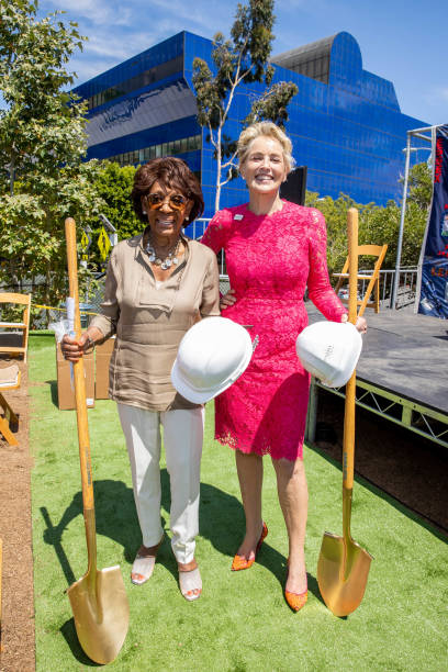 CA: AIDS Monument Groundbreaking In West Hollywood