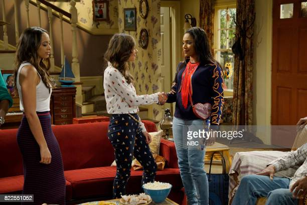 SHOW 'Maxine's Sister' Episode 312 Pictured Amber Stevens West as Maxine North Aurora Perrineau as Kasey North Tiffany Haddish as Nekeisha Williams