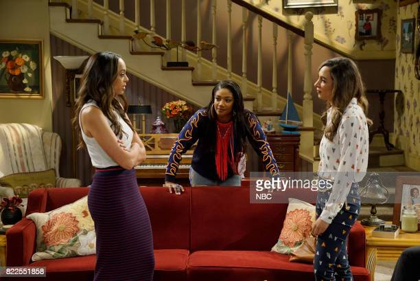 SHOW 'Maxine's Sister' Episode 312 Pictured Amber Stevens West as Maxine North Tiffany Haddish as Nekeisha Williams Aurora Perrineau as Kasey North