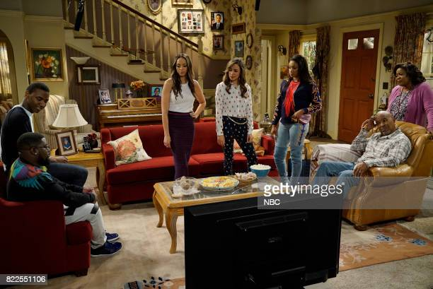 SHOW 'Maxine's Sister' Episode 312 Pictured Lil' Rel Howery as Bobby Carmichael Jerrod Carmichael as Jerrod Carmichael Amber Stevens West as Maxine...