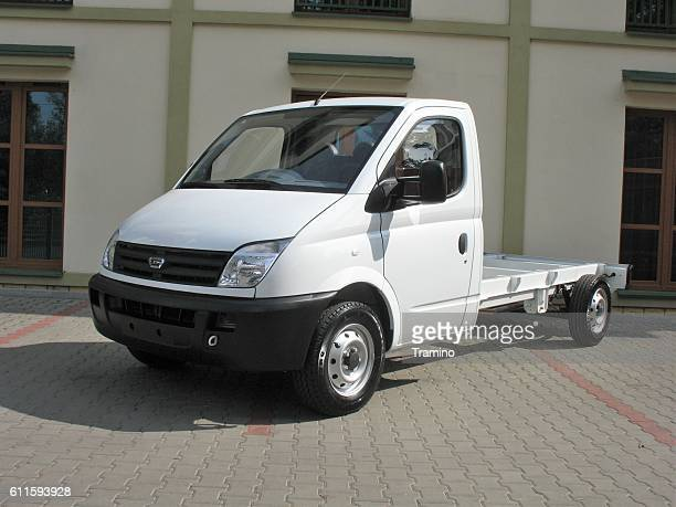 LDV Maxus commercial vehicle