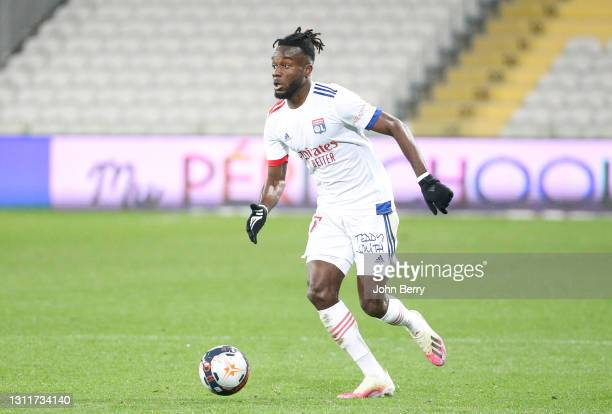 Maxwel Cornet Photos and Premium High Res Pictures - Getty Images