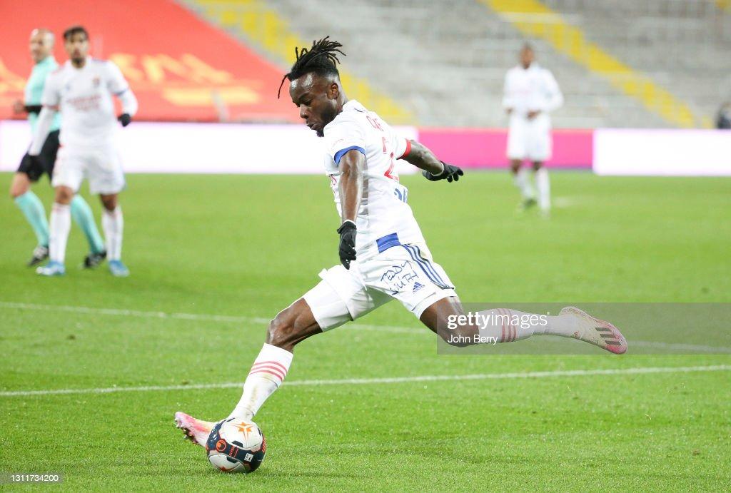 RC Lens v Olympique Lyonnais - Ligue 1 : News Photo