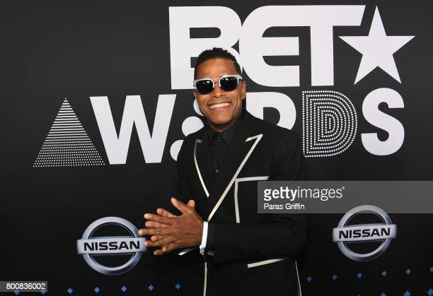 Maxwell at the 2017 BET Awards at Staples Center on June 25 2017 in Los Angeles California