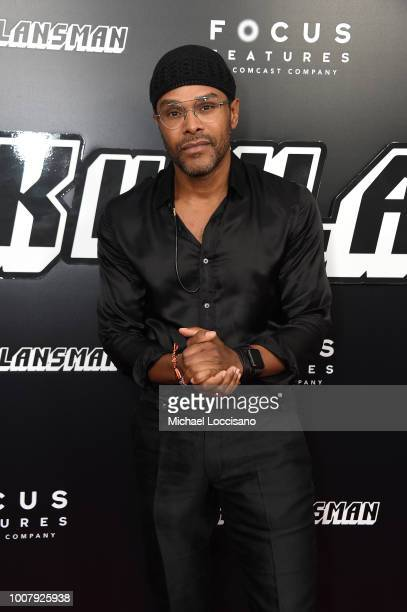Maxwell attends the 'BlacKkKlansman' New York Premiere at Brooklyn Academy of Music on July 30 2018 in New York City