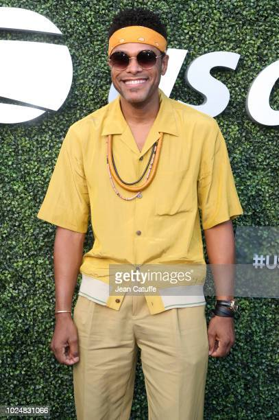 Maxwell attends the opening night gala of the 2018 tennis US Open held at Arthur Ashe stadium of the USTA Billie Jean King National Tennis Center on...