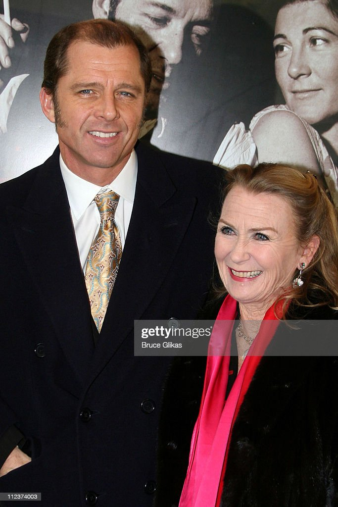 """A Moon for the Misbegotten"" Broadway Opening - Arrivals : News Photo"