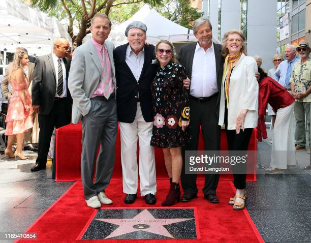 Maxwell Caulfield Stacy Keach Juliet Mills guest and Samantha Eggar attend Stacy Keach being honored with a Star on the Hollywood Walk of Fame on...