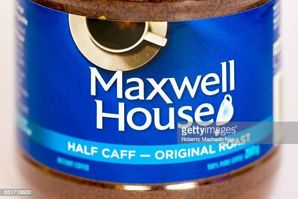 Maxwell House Coffee High Quality Coffee Inside A Crystal