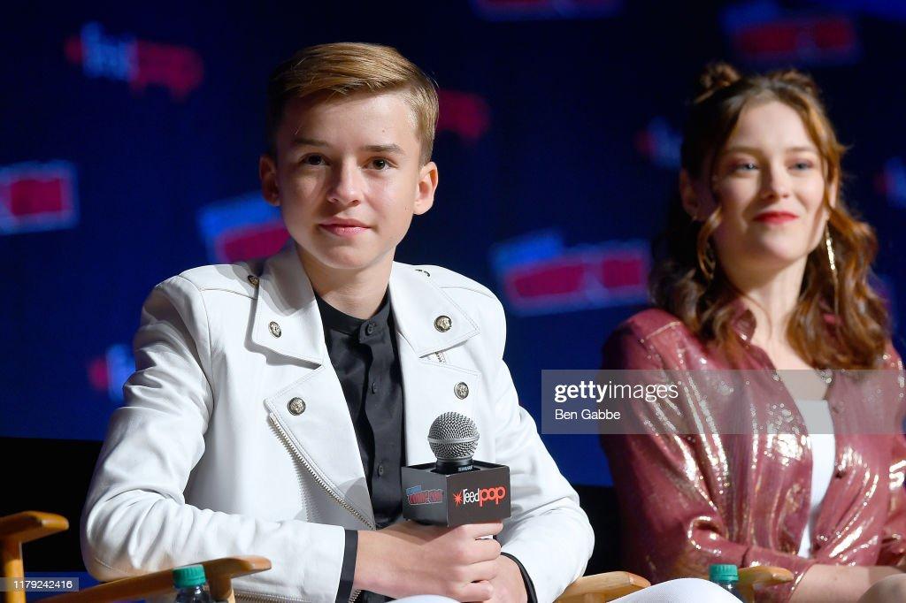 New York Comic Con 2019 - Day 3 : Foto jornalística