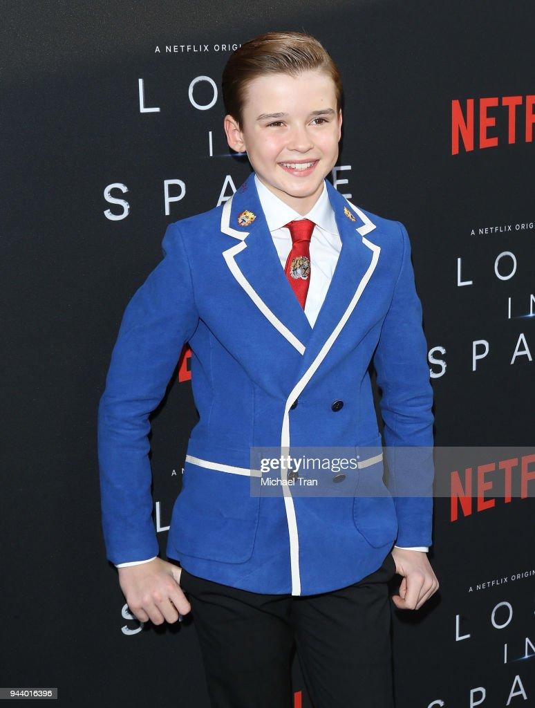 "Premiere Of Netflix's ""Lost In Space"" Season 1 - Arrivals"