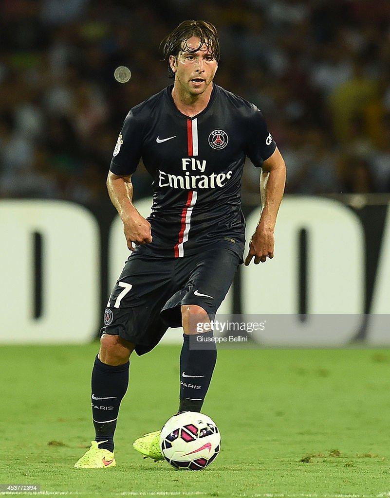 SSC Napoli v Paris Saint-Germain FC - Preseason Friendly : News Photo