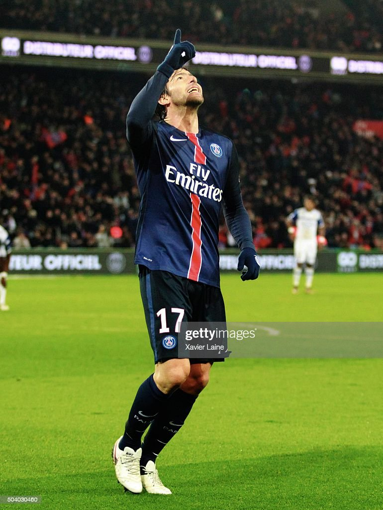 Paris Saint-Germain v SC Bastia - Ligue 1