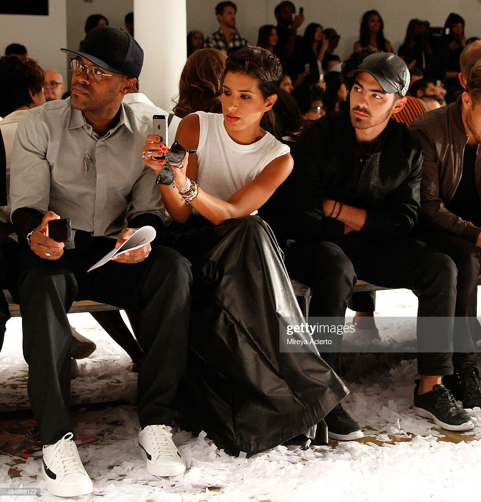 Public School - Front Row - MADE Fashion Week Spring 2015 : News Photo