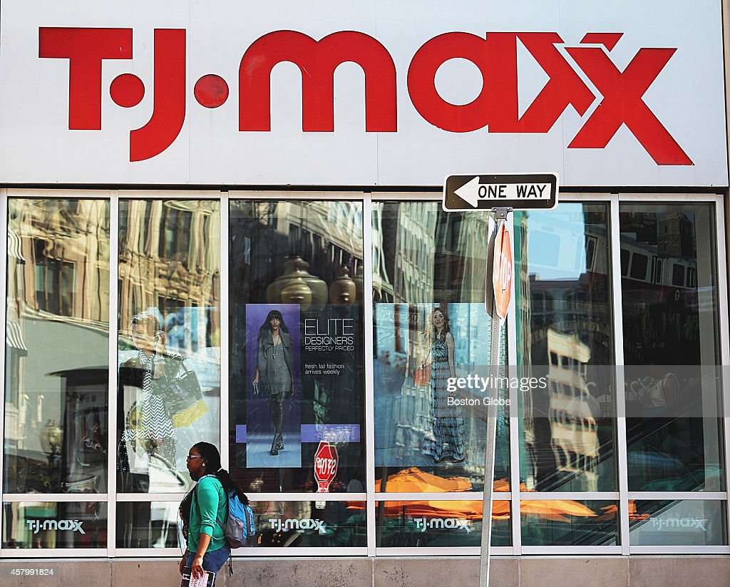 ee6e63815607 T.J. Maxx in Boston's Downtown Crossing, Wednesday, September 11 ...