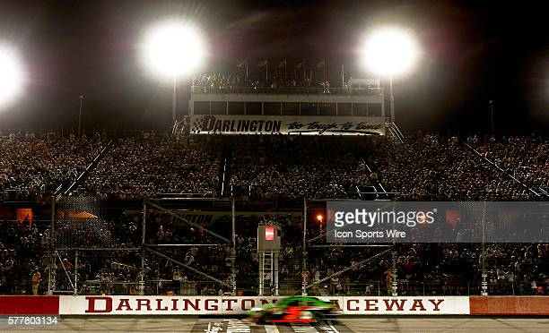 Mark Martin during the 61st running of the Showtime Southern 500 at the Darlington Raceway in Darlington SC