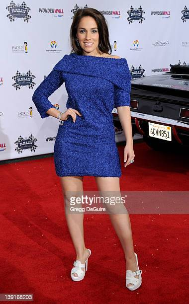 May 1, 2009 Hollywood, Ca.; Christina DeRosa; Rally for Kids with Cancer Scavenger Cup Draft Party; Held at The Hollywood Roosevelt Hotel