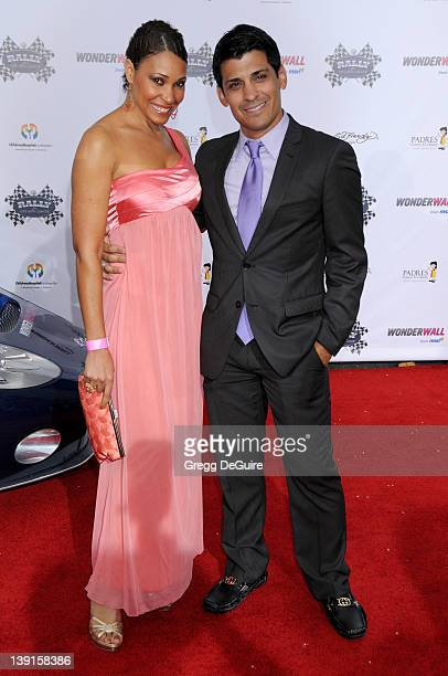 May 1 2009 Hollywood Ca Jade Rivera and Antonio Rufino Rally for Kids with Cancer Scavenger Cup Draft Party Held at The Hollywood Roosevelt Hotel
