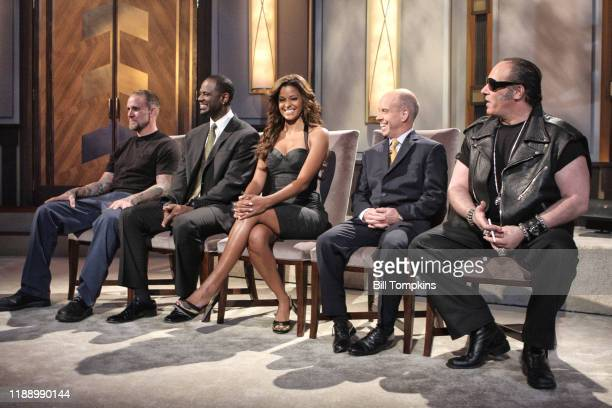 May 10 MANDATORY CREDIT Bill Tompkins/Getty Images Group shot of the cast for the Season Finale of the Celebrity Apprentice on May 10, 2009 in New...
