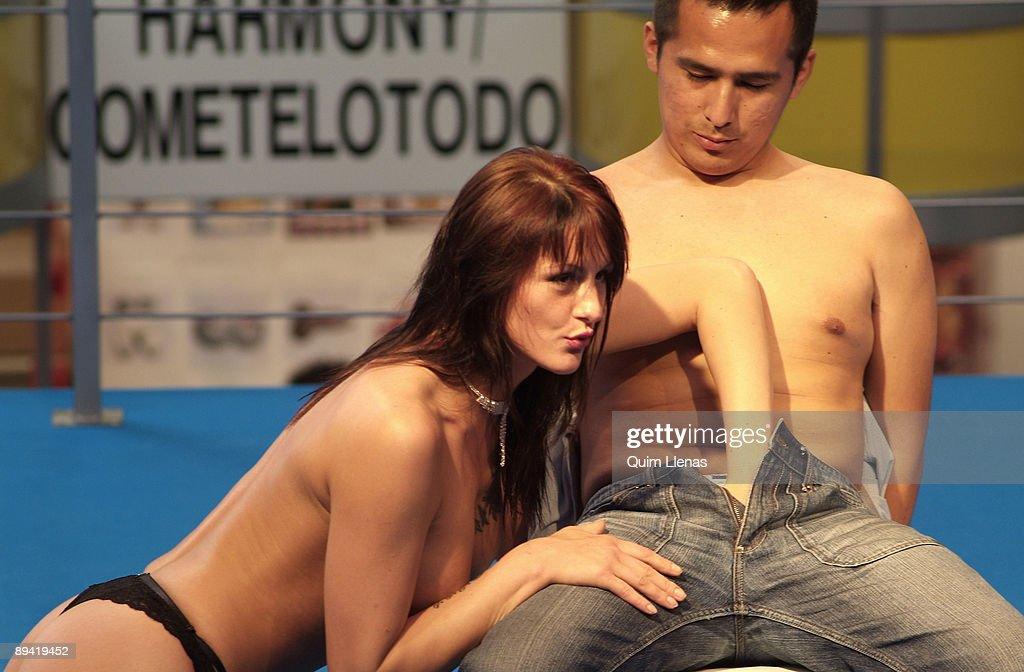 May 12 2006 Bullring Of Leganes Madrid Spain Exposex