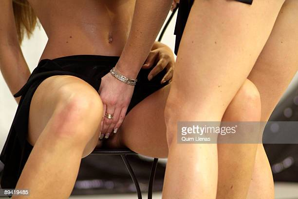 May 12 2006 Bullring of Leganes Madrid Exposex the first edition of the Erotic Festival in Madrid Film projections erotic spectacles in direct and...