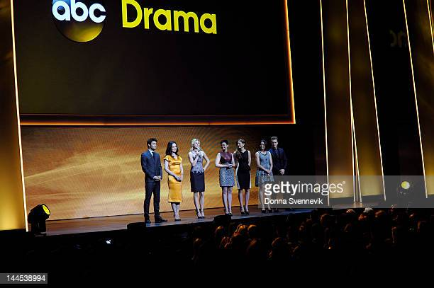 CORPORATE May 15 2012 ABC's plans for next season and the network's 201213 fall schedule were presented before the advertising and media communities...