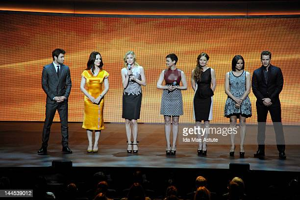 CORPORATE May 15 2012 Walt Disney Television via Getty Images's plans for next season and the network's 201213 fall schedule were presented before...