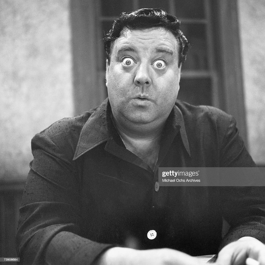 Jackie Gleason : News Photo