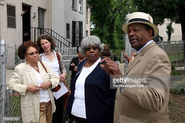May 16 2007 CREDIT Susan Biddle / TWP WashingtonDC EDITOR Nicole Sayles Place a subsidized coop in Southeast Washington is being threatened with...