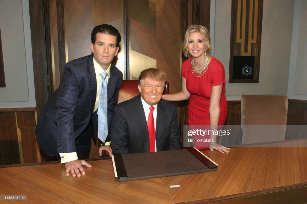 Donald Trump Archive : News Photo