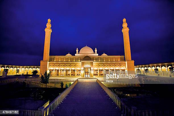 May 16 Shamakhi Juma Mosque, Shamakhi, Azerbaijan. The Shamakhi Juma Mosque, built in 743, is the oldest Mosque in Azerbaijan. In 1918, the Mosque...
