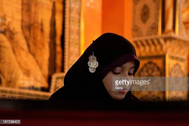 May 17th Algeria During the Islamic Art festival in the town of Tlemcen a palace of great refinement turns into a hotel and welcomes delegations