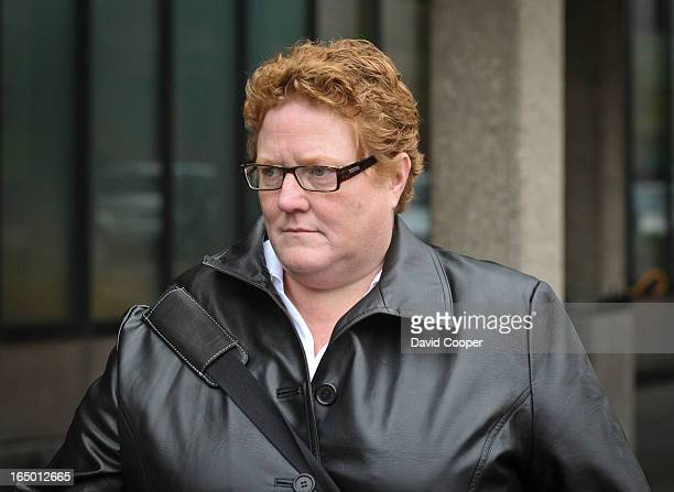 May 18 2011 Janice Sandeson a former assistant team leader and correctional manager at Grand Valley Institution in Kitchener leaves the Toronto...