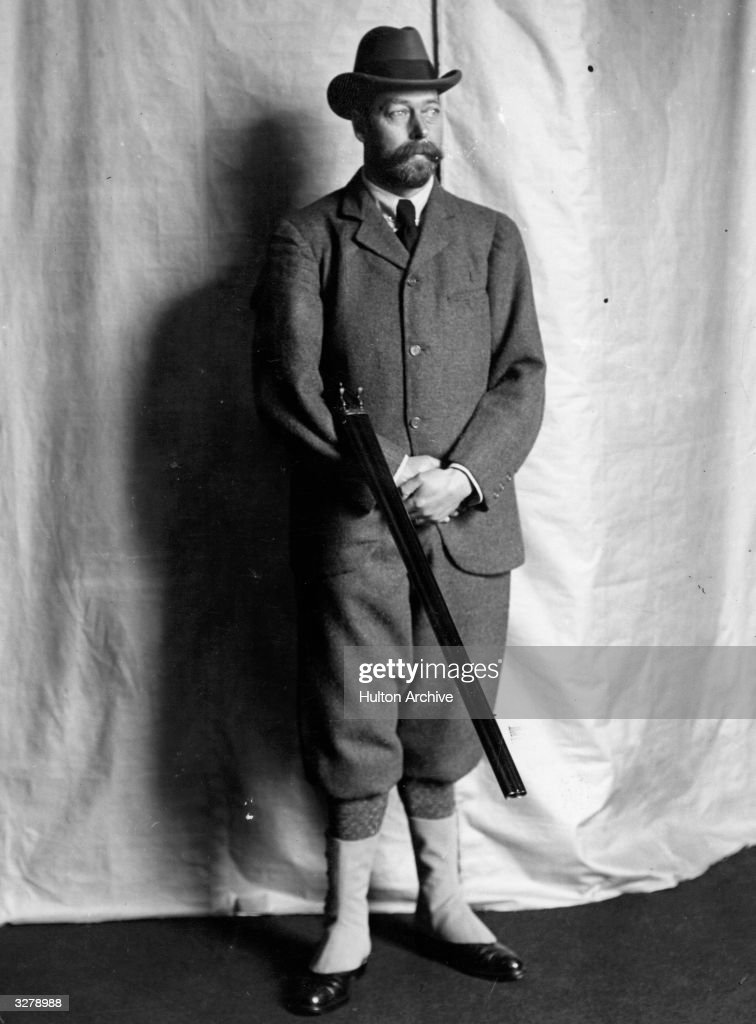 George V : News Photo