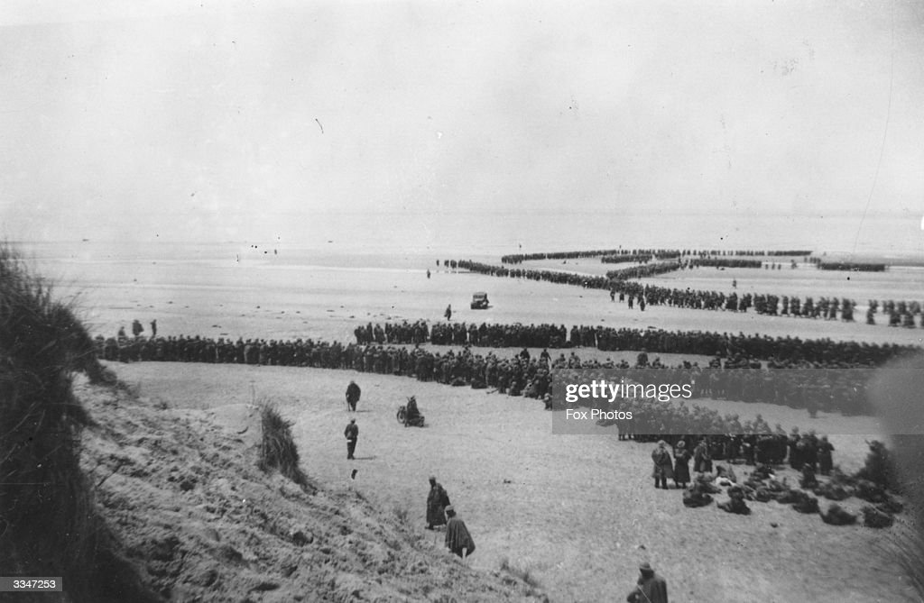 Dunkirk Evacuation : News Photo
