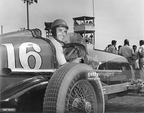 George Robson Race Car Driver