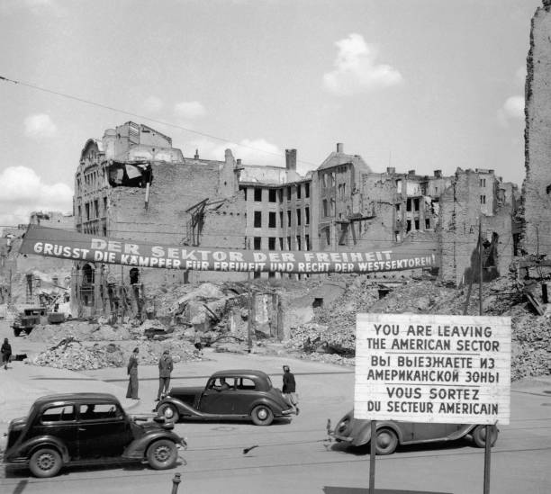 UNS: 12th May 1949 - Berlin Blockade Lifted