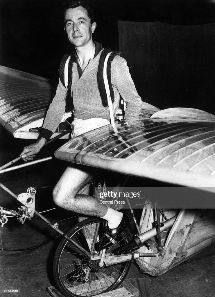 Hatfield's Icarus : News Photo