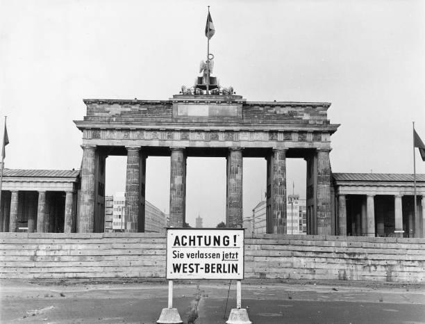 Brandenburg Gate Wall Art