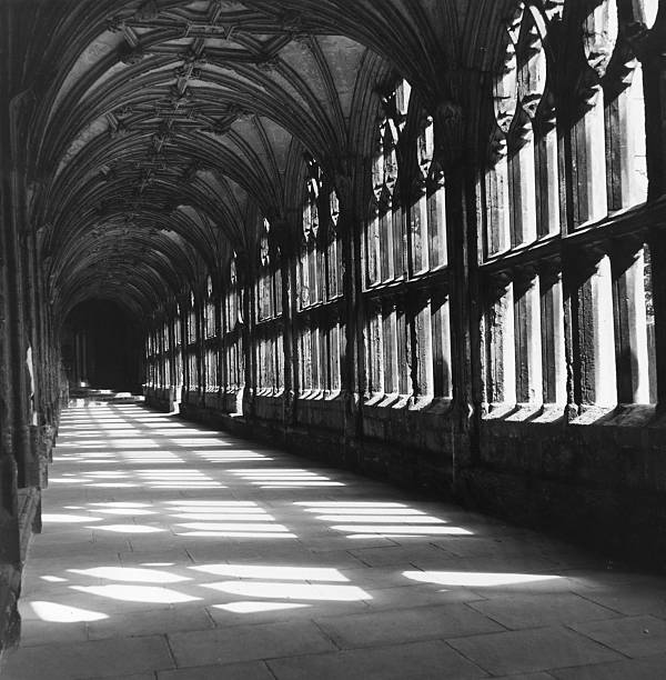 Wells Cloisters