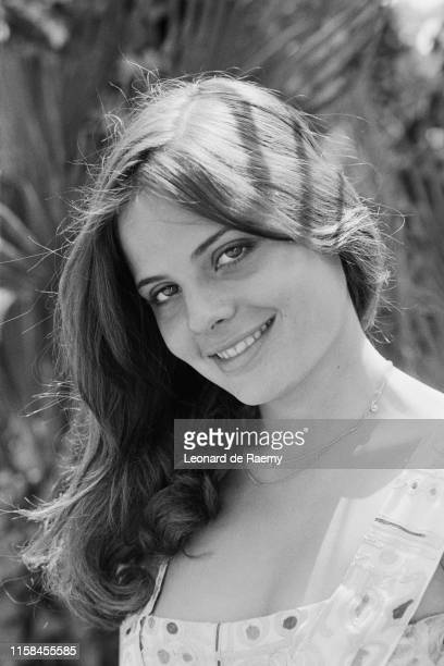 15 May 1979 Cannes France France French actress Marie Trintignant attends the 32nd Cannes Film Festival to present the movie Serie Noire written and...