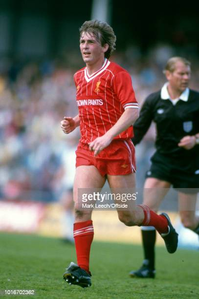 12 May 1984 Football League Division One Notts County v Liverpool Kenny Dalglish of Liverpool